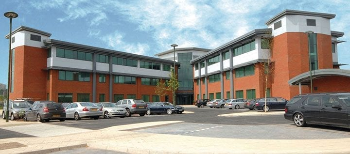 Opace at Longbridge Technology Park in Birmingham
