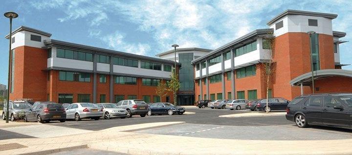 Opace at Longbridge Technology Park in Birmingham