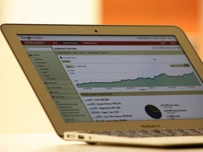 | Your first SEO step – making the most of Google Analytics