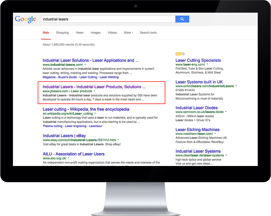 What is a SEO strategy
