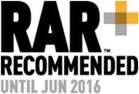 Opace RAR recommendation