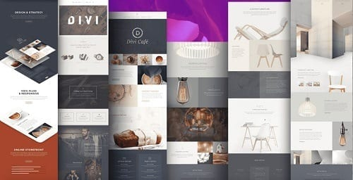Divi is revolutionising web design and WordPress as a CMS platform.