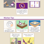 How-To-Clean-Your-House-in-Under-24-Hours-Infographics