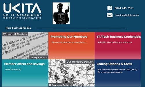 The UK IT Association runs a Quality Mark scheme that benefits both members and businesses requiring IT services.