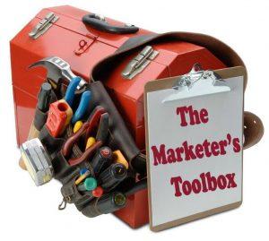 SEO and marketing toolbox