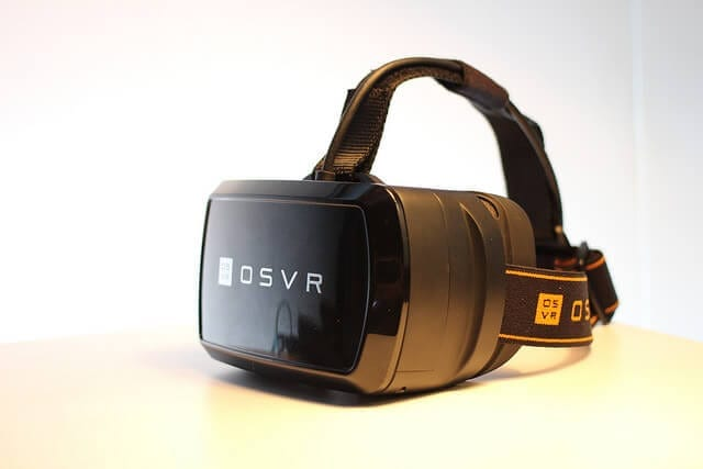 OSVR - Open-Source Virtual Reality for Gaming