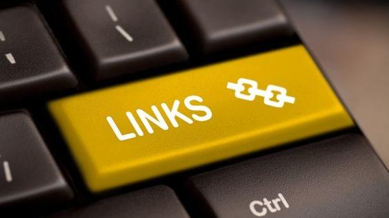 Avoid SEO link spam