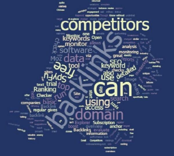 SEO Backlinks check competitors