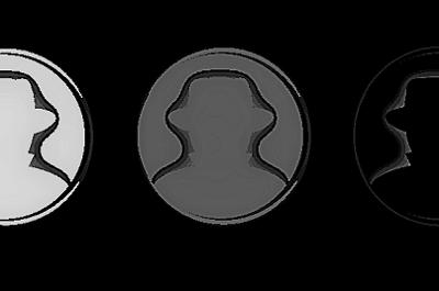 black grey white SEO