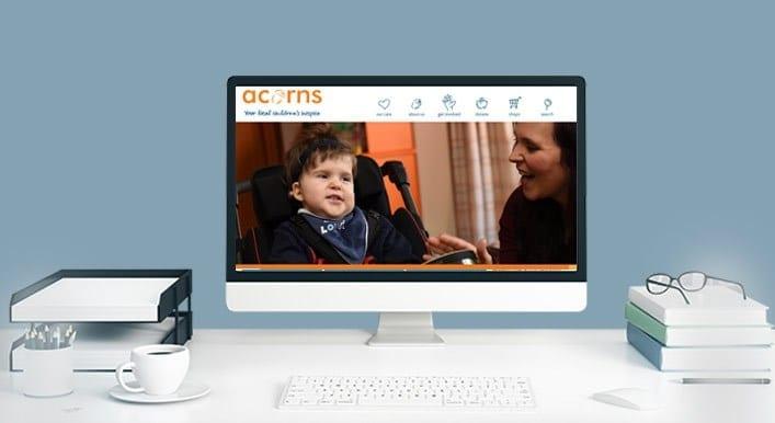 Acorns children's hospice portfolio 2