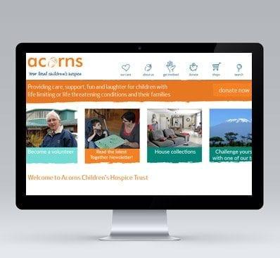 Acorns children's hospice portfolio 4