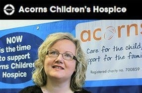 Acorns Children's Hospice WordPress