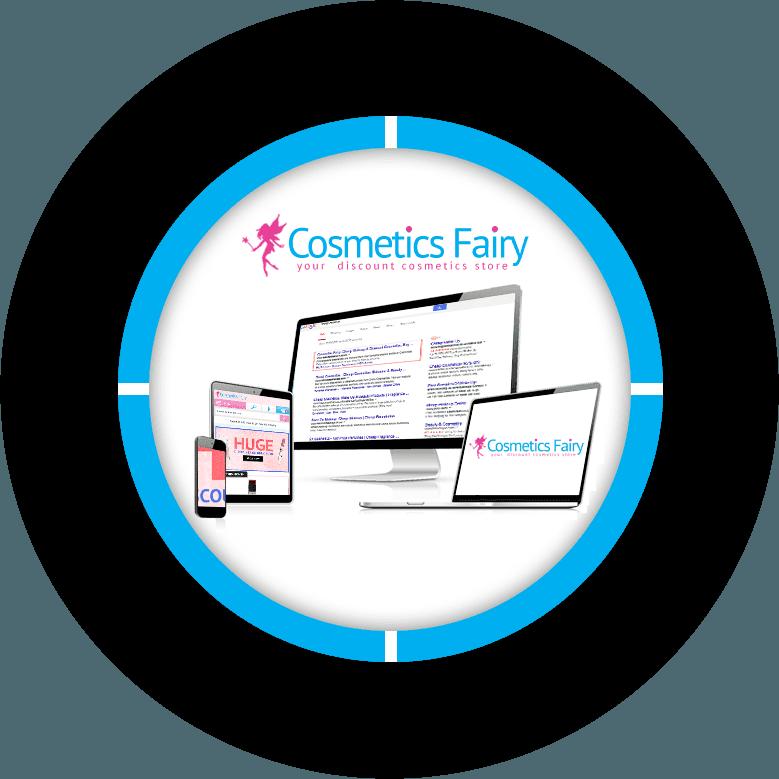 Cosmetics fairy
