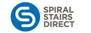 Spiral stairs direct logo