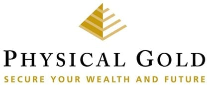 Physical Gold logo