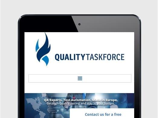 Quality task force portfolio 1