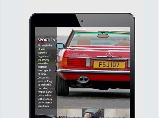 Sport line portfolio 1