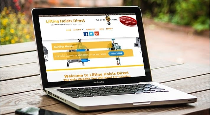 Lifting Hoists Direct Portfolio 2