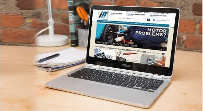 Ironmongery Online Responsive Magento Development