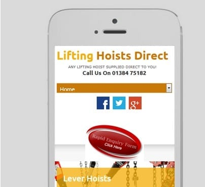 Lifting Hoists Direct Portfolio 3