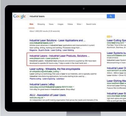JK Lasers google search