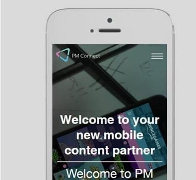 PM Connect Portfolio 3