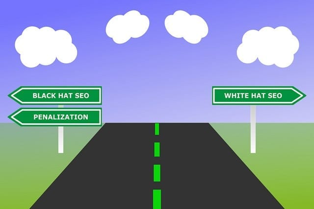 black hat seo and duplicate content